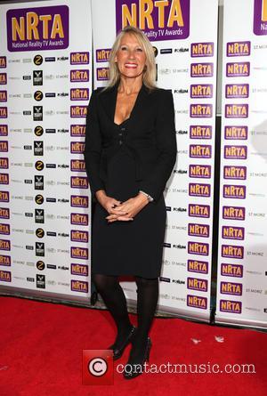 Ingrid Tarrant - The National Reality TV awards (NRTA) 2013 held at the HMV Forum - London, United Kingdom -...