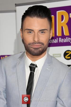 Rylan Clark - The National Reality TV awards (NRTA) 2013 held at the HMV Forum - London, United Kingdom -...