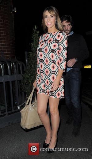 Alex Jones - Celebrities attend an Instagram party - London, United Kingdom - Monday 16th September 2013