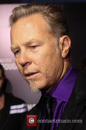 James Hetfield - 'Metallica: Through the Never' San Francisco premiere - Arrivals - San Francisco, California, United States - Monday...