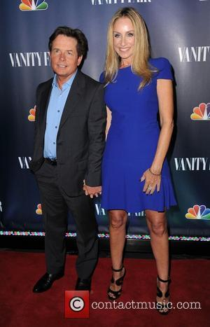 Michael J Fox and Tracy Pollan - NBC's 2013 fall launch party hosted by Vanity Fair - Arrivals - New...
