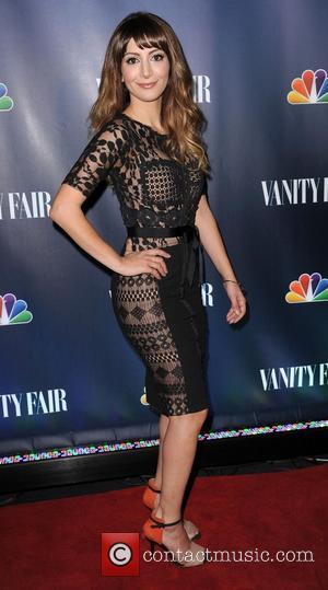 Nasim Pedrad - NBC's 2013 fall launch party hosted by Vanity Fair - Arrivals - New York, United States -...