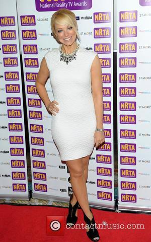 Liz McClarnon - National Reality TV Awards 2013 (NRTA) held at the HMV Forum - Arrivals - London, United Kingdom...