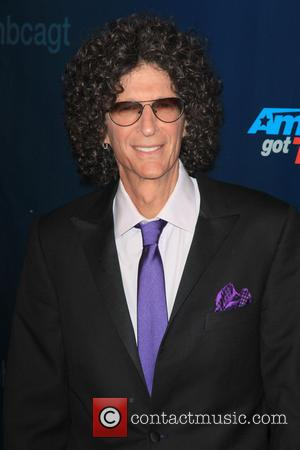 Howard Stern - 'America's Got Talent' Season 8 Pre-Show Red Carpet event at Radio City Music Hall - New York...