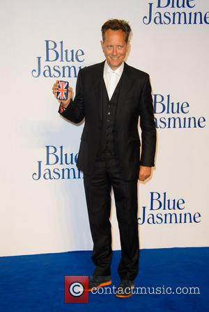 Richard E Grant - Blue Jasmine UK film premiere held at the Odeon West End - Arrivals - London, United...