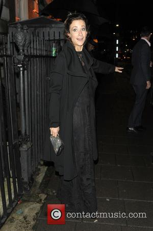 Leah Wood - Celebrities attend the Harpers Bazaar party to celebrate the end of London Fashion Week at Annabel's, Berkeley...