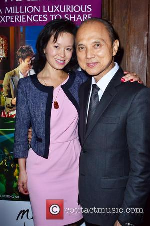 Lucy Chuo and Jimmy Choo