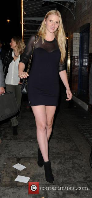 Lara Stone - A Midsummer Night's Dream press night held at the Noel Coward Theatre - London, United Kingdom -...