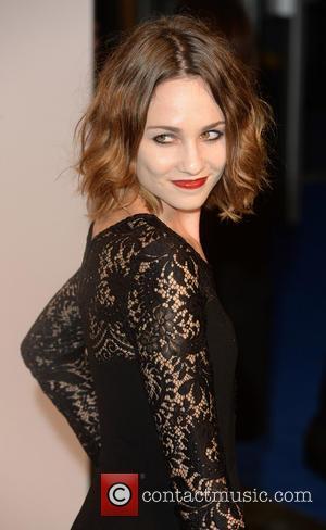 Tuppence Middleton - Blue Jasmine UK film premiere held at the Odeon West End - Arrivals - London, United Kingdom...