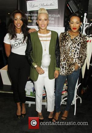 Stooshe - Bloggers Love Gifting Suite event at the Penthouse Leicester Square - London, United Kingdom - Tuesday 17th September...