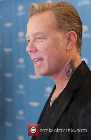 James Hetfield - 'Metallica Though The Never' U.S. Public Premiere and Special Advance 36th Annual Mill Valley Film Festival Kick-Off...