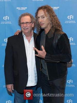 Mark Fishkin and Kirk Hammett