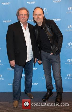 Mark Fishkin and Lars Ulrich