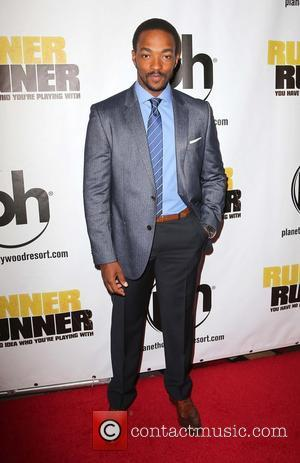 Anthony Mackie - Twentieth Century Fox and New Regency Celebrate The World Premiere of RUNNER RUNNER at Planet Hollywood Resort...