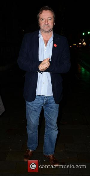 Neil Pearson - A Midsummer Night's Dream - press night and After Party at the National Cafe - London, United...