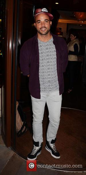Nate James - Big Smoke PR launch party at the Sanctum Soho Hotel - London, United Kingdom - Wednesday 18th...