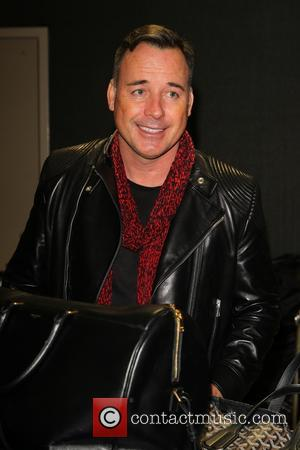 David Furnish - David Furnish arrive at Los Angeles International Airport, LAX - Los Angeles, CA, United States - Wednesday...