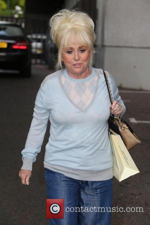 Barbara Windsor - Celebrities outside the ITV studios - London, United Kingdom - Wednesday 18th September 2013