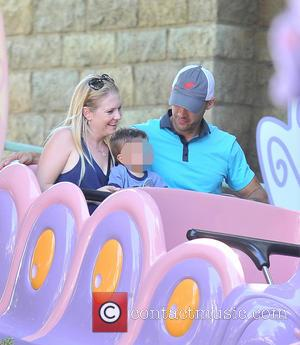 Melissa Joan Hart, Mark Wilkerson and Tucker Mcfadden Wilkerson