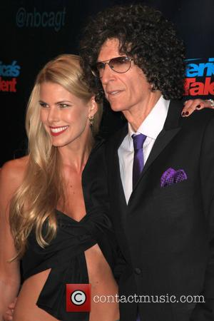 Beth Ostrosky Stern and Howard Stern - 'America's Got Talent' Season 8 finale held at Radio City Music Hall -...