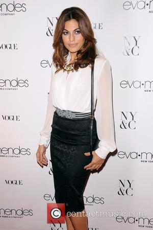 Eva Mendes - Eva Mendes Celebrates the Launch of her Clothing Line with New York & Company - Manhattan, NY,...