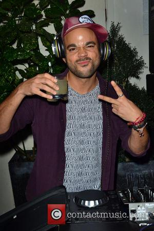 Nate James - Big Smoke PR launch party at the Sanctum Soho Hotel - London, United Kingdom - Thursday 19th...