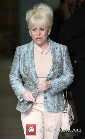 Barbara Windsor - Barbara Windsor at ITV - London, United Kingdom - Thursday 19th September 2013