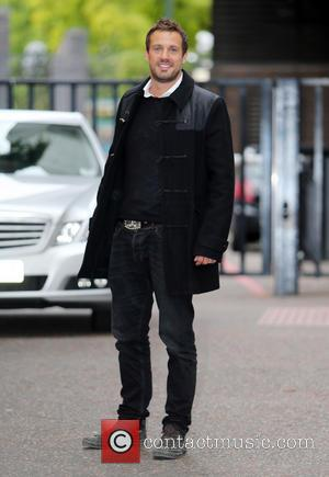 Jamie Lomas - Jamie Lomas at the ITV studios - London, United Kingdom - Thursday 19th September 2013