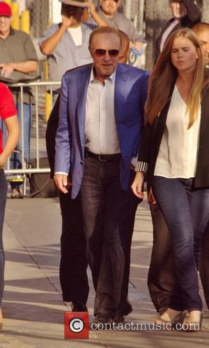 James Caan - Celebrities at the ABC studios for 'Jimmy Kimmel Live!' - Los Angeles, CA, United States - Thursday...