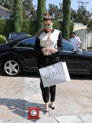 Khloe Kardashian Wears Her Wedding Ring Despite Rumours Surrounding Her Marriage