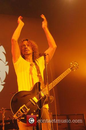 Chris Cornell - American rock band Soundgarden perform live in concert at Brixton Academy - London, United Kingdom - Thursday...