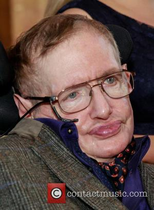 Professor Stephen Hawking - OPening night of Cambridge film Festival