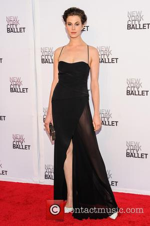 Elettra Wiedemann - New York City Ballet 2013 Fall Gala at the David H Koch Theater - New York, NY,...
