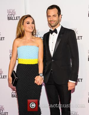 Natalie Portman and Benjamin Millepied - New York City Ballet 2013 Fall Gala at the David H Koch Theater -...