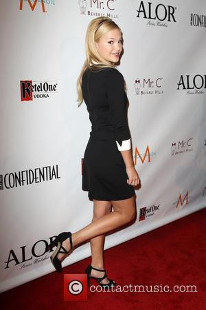Olivia Holt - Los Angeles Confidential Magazine's Pre-Emmy Party Held at Mr. C Beverly Hills - Beverly Hills, California, United...