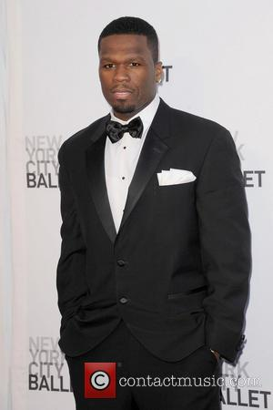 Curtis Jackson and 50 Cent - New York City Ballet 2013 Fall Gala held at David H. Koch Theater, Lincoln...