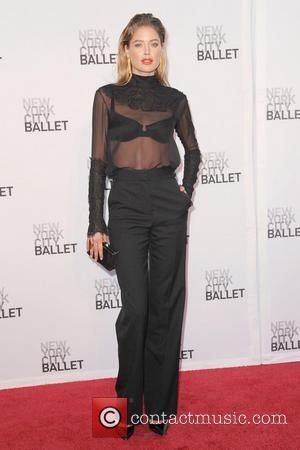 Doutzen Kroes - New York City Ballet 2013 Fall Gala held at David H. Koch Theater, Lincoln Center - New...