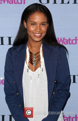 Joy Bryant - 2013 People StyleWatch Denim Party at Palihouse in West Hollywood - Arrivals - Los Angeles, California, United...