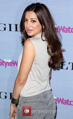Noureen DeWulf - 2013 People StyleWatch Denim Party at Palihouse in West Hollywood - Arrivals - Los Angeles, California, United...
