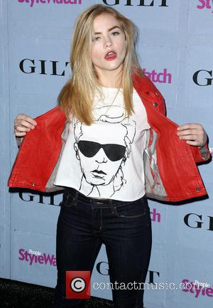 Maddie Hasson - 2013 People StyleWatch Denim Party at Palihouse in West Hollywood - Arrivals - Los Angeles, California, United...