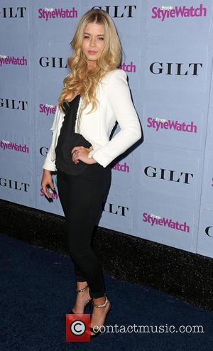 Sasha Pieterse - 2013 People StyleWatch Denim Party at Palihouse in West Hollywood - Arrivals - Los Angeles, California, United...