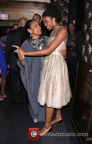 Phylicia Rashad and Condola Rashad - Opening night of Broadway's Romeo and Juliet at the Richard Rodgers Theatre - Arrivals...