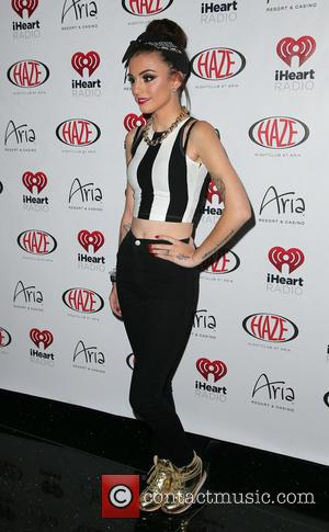 Cher Lloyd - The iHeartRadio Kickoff Party With Cher Lloyd at Haze Nightclub at Aria - Las Vegas, NV, United...