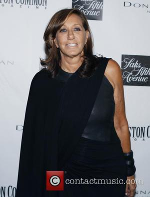 Donna Karan - Saks Fifth Avenue and Boston Common Magazine celebrate Donna Karan's 2013/2014 collections - Boston, MA, United States...