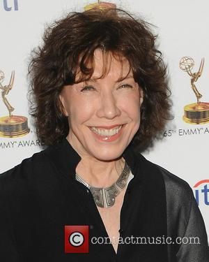 Lily Tomlin - The Television Academy's annual Friday-before-the-Emmys cocktail celebration and certificate presentation honoring the 65th Emmy Awards Nominees for...