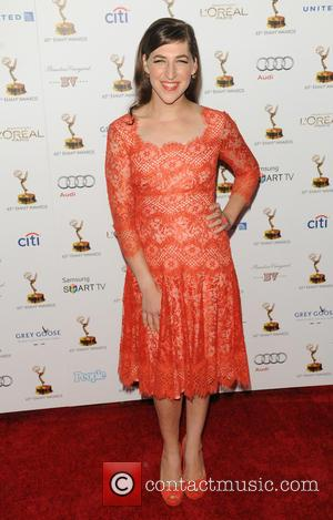 Mayim Bialik - The Television Academy's annual Friday-before-the-Emmys cocktail celebration and certificate presentation honoring the 65th Emmy Awards Nominees for...