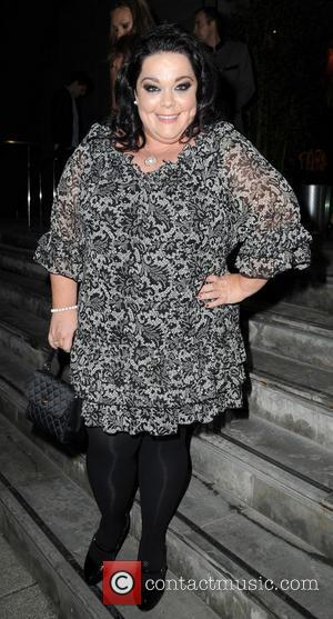 Lisa Riley - The Manchester Evening News Diary Party at The Lowry Hotel - Manchester, United Kingdom - Friday 20th...
