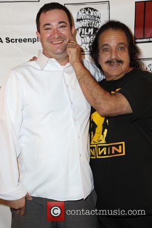 Ron Jeremy and Dan Frank