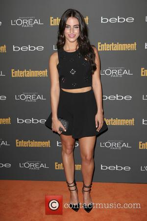Jessica Lowndes - Entertainment Weekly's Pre-Emmy Party at Fig & Olive Melrose Place - Arrivals - Beverly Hills, California, United...