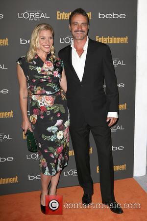 Katee Sackhoff - Entertainment Weekly's Pre-Emmy Party at Fig & Olive Melrose Place - Arrivals - Beverly Hills, California, United...
